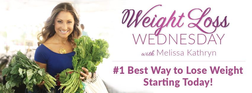 Best way to lose weight starting today melissa kathryn